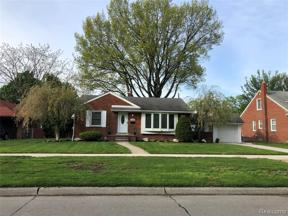 Property for sale at 15759 CHAMPAIGN RD, Allen Park,  Michigan 48101