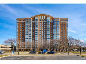 Property for sale at 250 E HARBORTOWN DR APT 156  1409 1409, Detroit,  Michigan 48207