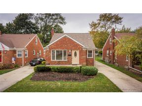 Property for sale at 8634 BECKER AVE, Allen Park,  Michigan 48101