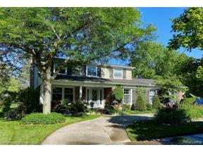 Property for sale at 16471 PARKLANE ST, Livonia,  Michigan 48154