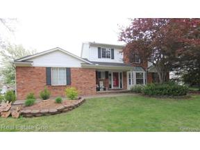 Property for sale at 45931 CIDER MILL RD, Novi,  Michigan 48374