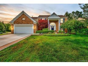 Property for sale at 44995 LIGHTSWAY DR, Novi,  Michigan 48375