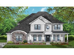 Property for sale at 24707 RAVINE DR, Lyon Twp,  Michigan 48178