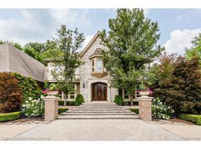 Property for sale at 47870 Bellagio CRT, Novi,  Michigan 48167