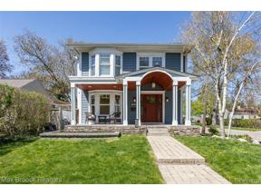Property for sale at 1593 CHAPIN AVE, Birmingham,  Michigan 48009