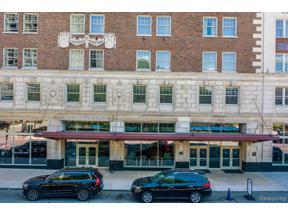 Property for sale at 525 W LAFAYETTE BLVD 14E 14E, Detroit,  Michigan 48226