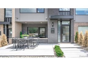 Property for sale at 105 N Center Cove  UNIT 3 UNIT 3, Northville,  Michigan 48167