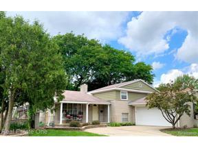 Property for sale at 4640 PARKSIDE BLVD, Allen Park,  Michigan 48101