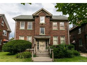 Property for sale at 1724 SEYBURN ST, Detroit,  Michigan 48214
