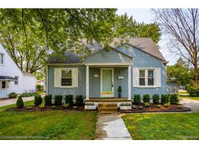 Property for sale at 799 SUNSET ST, Plymouth,  Michigan 48170