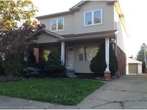 Property for sale at 15769 ASTER AVE, Allen Park,  Michigan 48101