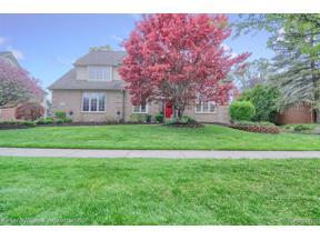 Property for sale at 42961 ASHBURY DR, Novi,  Michigan 48375