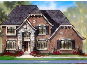 Property for sale at 37302 White Tail CRT, Farmington Hills,  Michigan 48335