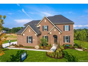 Property for sale at 24061 PRESIDIO LN, Novi,  Michigan 48374