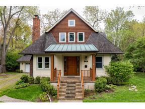 Property for sale at 1166 YOSEMITE BLVD, Birmingham,  Michigan 48009