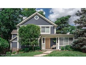 Property for sale at 263 RAVINE RD, Birmingham,  Michigan 48009