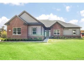 Property for sale at 47456 Edinborough LN, Novi,  Michigan 48374