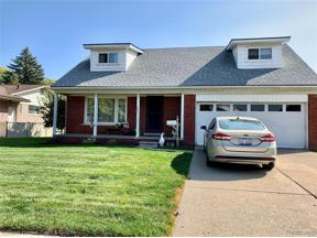 Property for sale at 4657 Parkside BLVD, Allen Park,  Michigan 48101