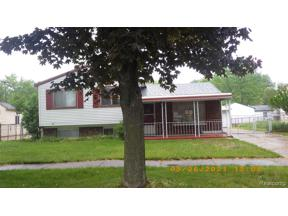 Property for sale at 15721 HARRISON, Romulus,  Michigan 48174