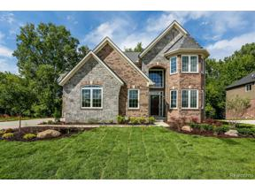 Property for sale at 43568 BOLINGBROOKE LN, Novi,  Michigan 48377