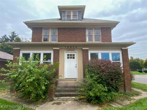Property for sale at 13900 RUTLAND ST, Detroit,  Michigan 48227