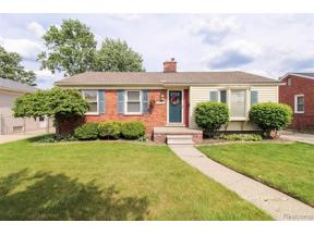 Property for sale at 11320 LOVELAND ST, Livonia,  Michigan 48150