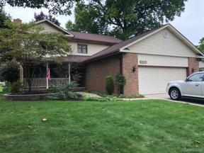 Property for sale at 18657 Canterbury DR, Livonia,  Michigan 48152