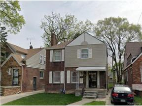 Property for sale at 20014 HULL ST, Detroit,  Michigan 48203