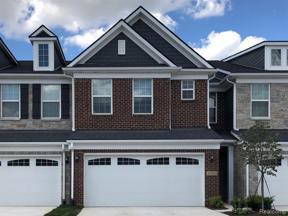 Property for sale at 43279 Heron DR 036 036, Novi,  Michigan 48375