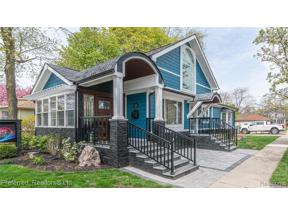 Property for sale at 308 FARMER ST, Plymouth,  Michigan 48170