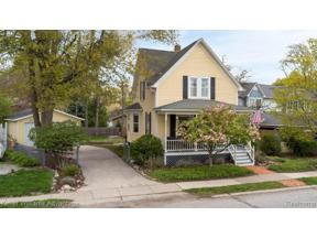 Property for sale at 191 E ANN ARBOR TRAIL, Plymouth,  Michigan 48170