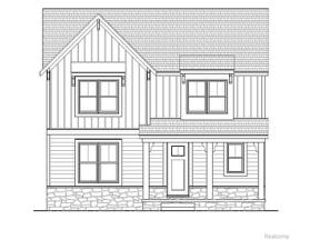 Property for sale at LOT 17 SPRING ST, Plymouth,  Michigan 48170