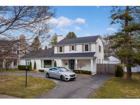 Property for sale at 1192 LAKE PARK DR, Birmingham,  Michigan 48009