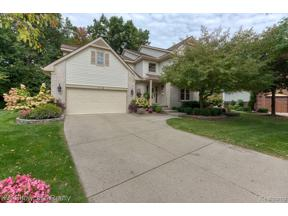 Property for sale at 1119 Parkview CRT, Wixom,  Michigan 48393