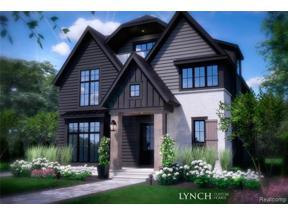Property for sale at 1284 S BATES ST, Birmingham,  Michigan 48009