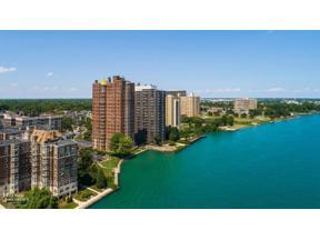 Property for sale at 8162 E JEFFERSON 1A, Detroit,  Michigan 48214
