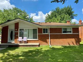 Property for sale at 23507 PANAMA AVE AVE, Warren,  Michigan 48091