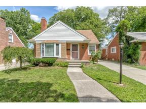 Property for sale at 1510 N SILVERY LN, Dearborn,  Michigan 48128