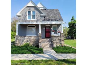 Property for sale at 581 E EUCLID ST, Detroit,  Michigan 48202