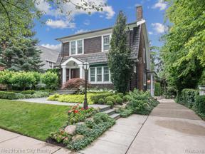 Property for sale at 452 BONNIE BRIAR ST, Birmingham,  Michigan 48009