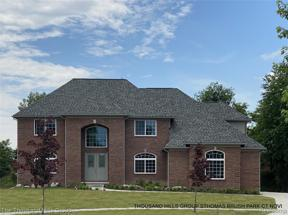 Property for sale at 29930 BRUSH PARK CRT, Novi,  Michigan 48377