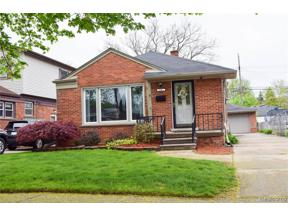 Property for sale at 10069 STERLING AVE, Allen Park,  Michigan 48101