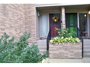 Property for sale at 1952 Thornhill PLC, Detroit,  Michigan 48207