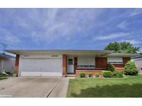 Property for sale at 27403 NEWPORT DRIVE, Warren,  Michigan 48088