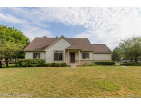 Property for sale at 756 Woodbine Court  43 43, Wixom,  Michigan 48393