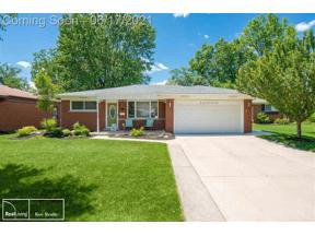 Property for sale at 29717 VAN LAAN, Warren,  Michigan 48092