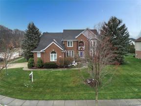 Property for sale at 23937 WINTERGREEN CIR, Novi,  Michigan 48374