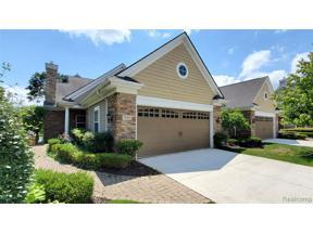 Property for sale at 39405 JASMINE CIR, Northville Twp,  Michigan 48168