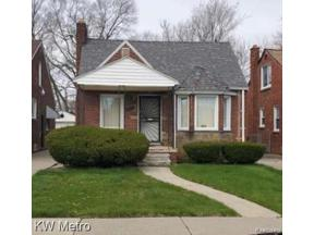 Property for sale at 9945 SUSSEX ST, Detroit,  Michigan 48227