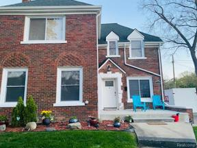 Property for sale at 565 West Greendale, Detroit,  Michigan 48203